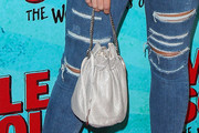 Paris Berelc Metallic Purse