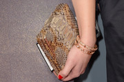 Neyla Pekarek Hard Case Clutch