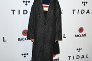 Willow Smith Wool Coat
