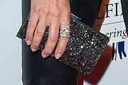 Teri Hatcher Beaded Clutch