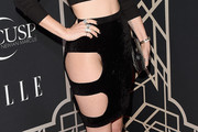 Rumer Willis Mini Skirt