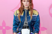 Riley Keough Bomber Jacket