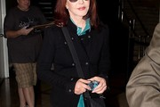 Priscilla Presley Fitted Jacket