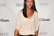 Anne Keothavong Loose Blouse