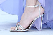 Amal Clooney Strappy Sandals