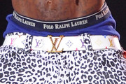 Lil Wayne Leather Belt