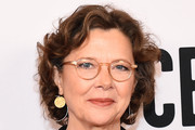 Annette Bening Curled Out Bob