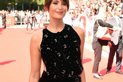 Gemma Arterton Embellished Top