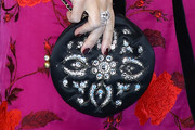 Kylie Minogue Beaded Clutch