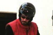 Keanu Reeves Motorcycle Helmet