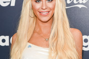 Gigi Gorgeous Half Up Half Down