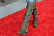 Gena Lee Nolin Knee High Boots