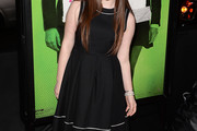 Emma Kenney Little Black Dress