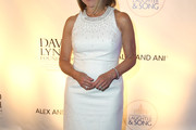 Katie Couric Beaded Dress