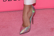Stella Maxwell Evening Pumps