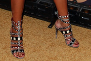 Elizabeth Gutierrez Evening Sandals
