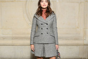 Jenna-Louise Coleman Short Suit