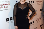 Sophie Tweed Simmons Little Black Dress