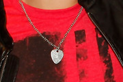 James Maslow Sterling Pendant