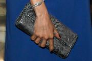 Carmen Chaplin Leather Clutch