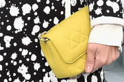 Anne Berest Quilted Clutch