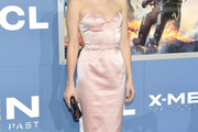 Emma Roberts Corset Dress