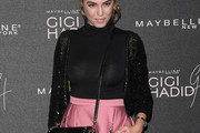 Amber Le Bon Turtleneck