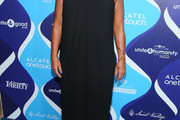 Queen Latifah Halter Dress