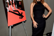 Eva Longoria Halter Dress
