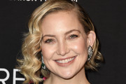 Kate Hudson Curled Out Bob
