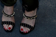 Julie Benz Studded Heels
