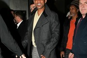 Will Smith Wool Coat