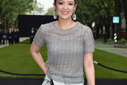 Zhang Ziyi Knit Top