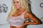 Courtney Stodden Crop Top