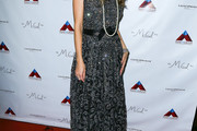 Rachel Mccord Beaded Dress