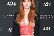 Abbey Lee Kershaw Crop Top