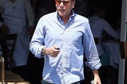 Kiefer Sutherland Button Down Shirt