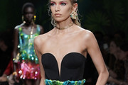 Stella Maxwell Tube Top