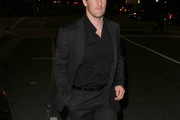 James Van Der Beek Men's Suit