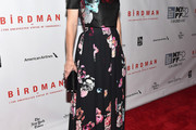 Amy Ryan Print Dress