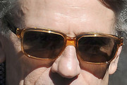 Jeremy Irons Rectangular Sunglasses