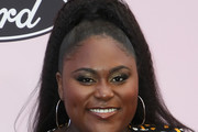 Danielle Brooks Ponytail