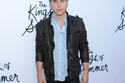 Nolan Funk Leather Jacket