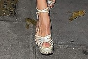 Laura Bailey Platform Sandals