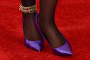 Alicia Keys Evening Pumps