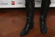 Caroline Manzo Knee High Boots