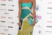 Malaika Firth Strapless Dress