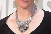 Kate Lanphear Silver Statement Necklace