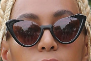 Solange Knowles Cateye Sunglasses
