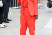 La La Anthony Pantsuit